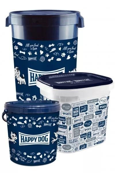 Happy Dog / Cat Futtertonne 43 Liter / 35 Liter / 20 Liter