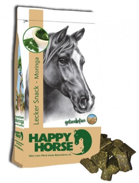 Happy Horse Lecker Snack Moringa - getreidefrei 7 x 1 kg
