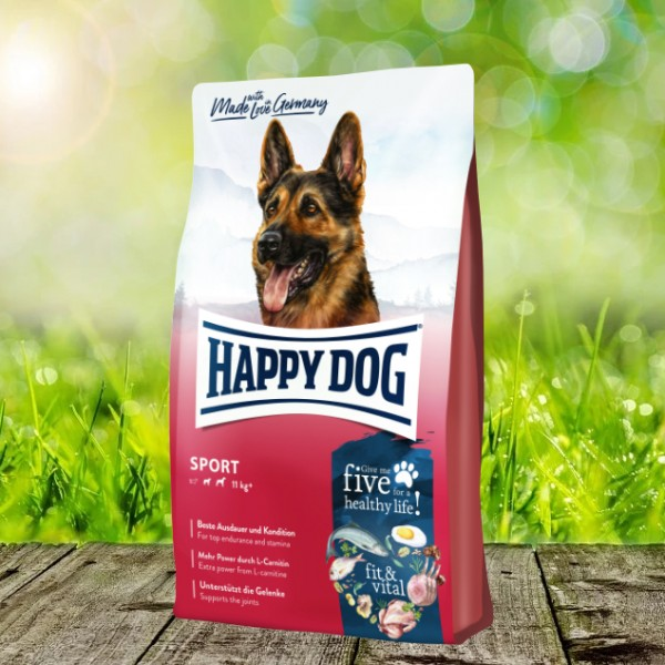 Happy Dog Fit & Vital Sport Adult