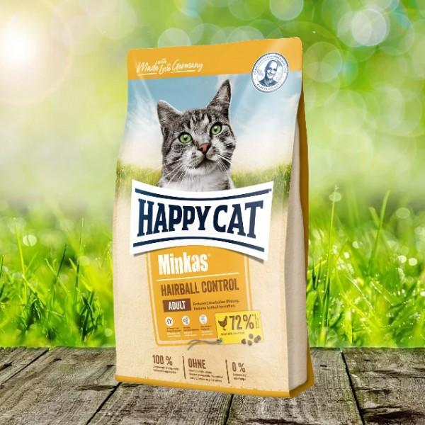 Happy Cat Minkas Hairball Control Geflügel