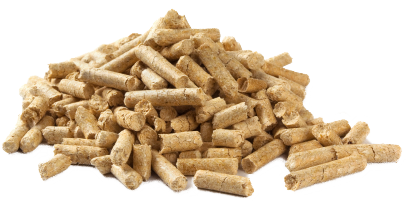 Holzpellets DIN plus Pellets 6mm