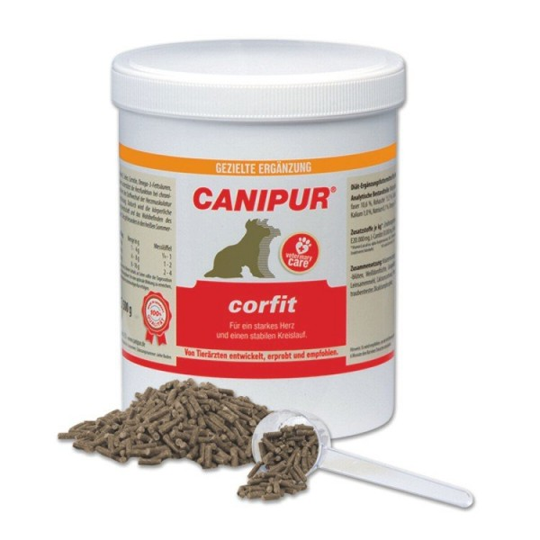 Canipur corfit + 400g Happy Dog Pur Dose *Gratis*