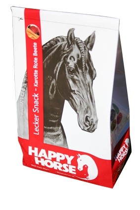 Happy Horse Lecker Snack Karotte Rote Beete 7 x 1 kg