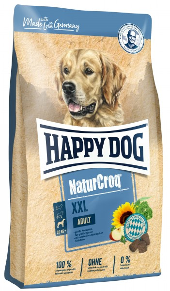 Happy Dog Premium NaturCroq XXL 15 kg