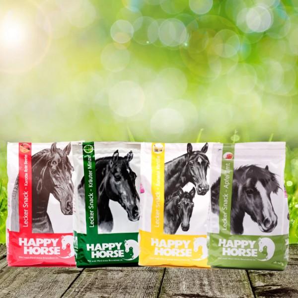 Happy Horse Lecker Snack Multibox 8 x 1 kg = 8 kg