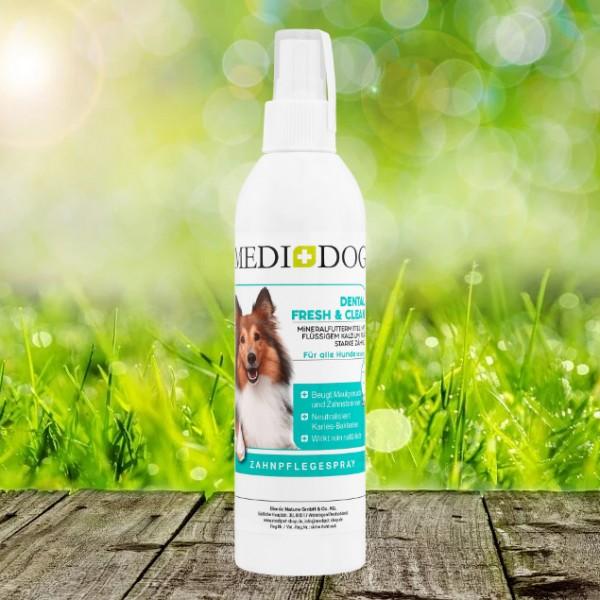 Medidog Dental Fresh and Clean 250 ml