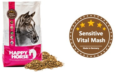 Happy Horse High Premium Lieblings Mash (Sensitive Vital Mash)