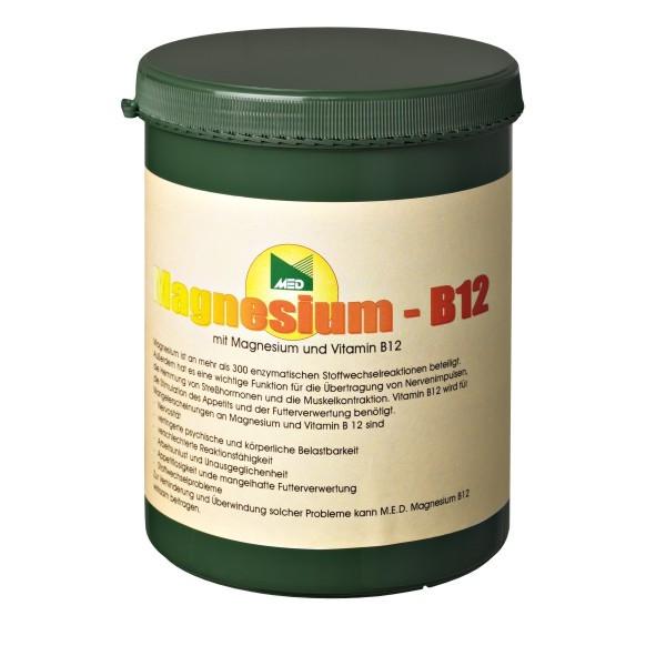 St. Hippolyt Magnesium B12 - 1 kg