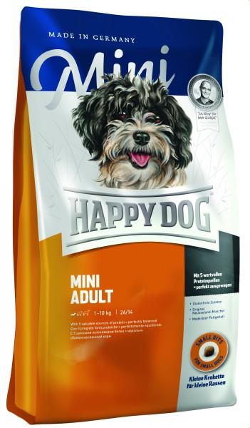 Happy Dog Supreme Mini Adult 4 kg + 1 kg *Gratis*