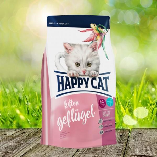 *Neu* Supreme Kitten Geflügel 4 kg