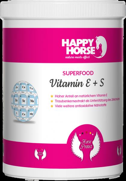 Happy Horse Superfood - Vital E + S