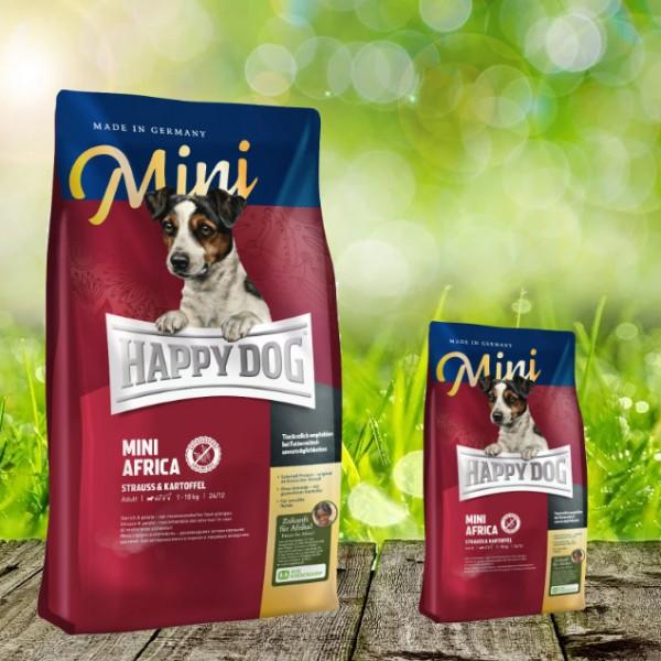Happy Dog Mini Africa 4 kg + 1 kg *Gratis*