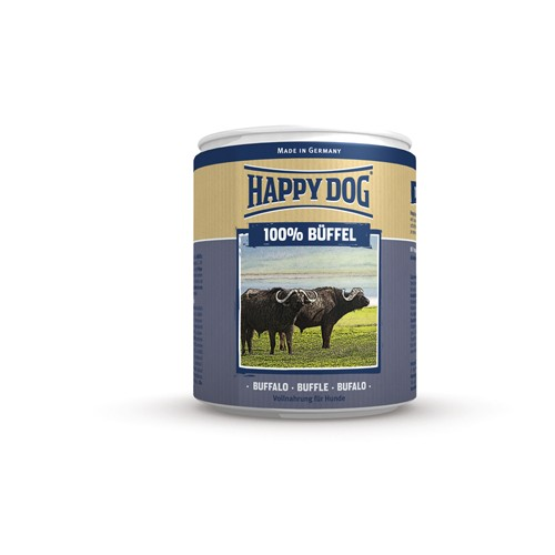 Happy Dog Büffel Pur 400 g