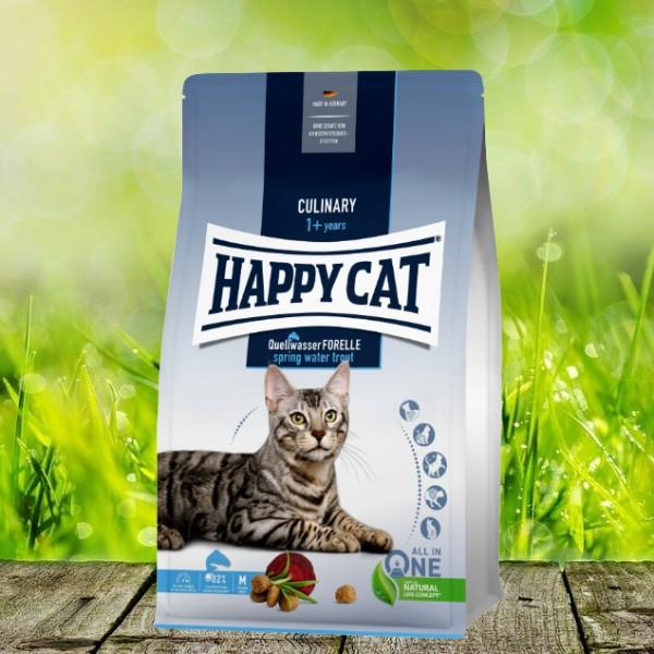 Happy Cat Culinary Adult Quellwasser Forelle10 kg