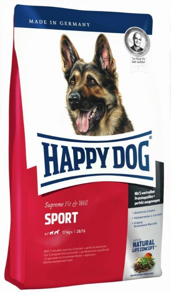 Happy Dog Fit & Well Sport Adult