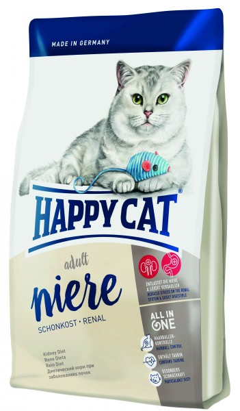 Happy Cat Schonkost Niere Renal 4 x 1,4 kg