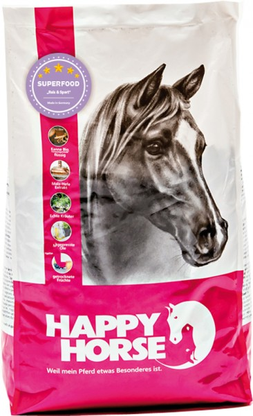 "Happy Horse Superfood ""Reis & Sport"" (Sensitive Rice)"