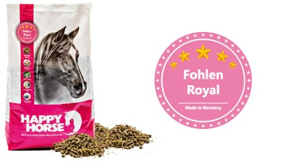 Happy Horse Fohlen Royal 14 kg