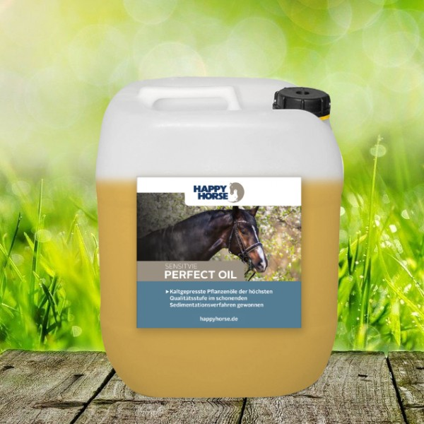 Happy Horse Sensitive perfect oil 2,5 Liter
