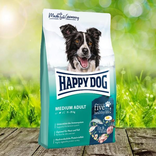 Happy Dog Fit & Vital Medium Adult