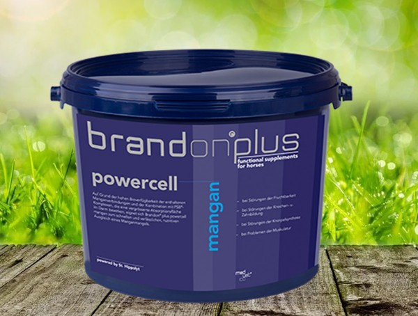Brandon Plus Powercell Mangan 3 kg