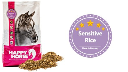 "Happy Horse Superfood ""Reis & Sport"" (Sensitive Rice)"