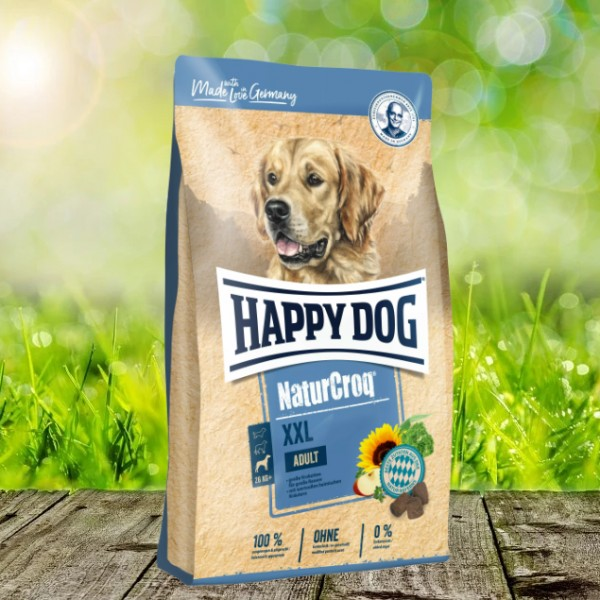 Happy Dog Premium NaturCroq XXL 15 kg