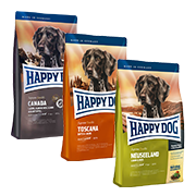 Happy Dog Supreme Sensible in 300 gr. - verschieden Sorten