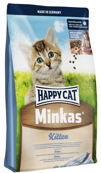 Happy Cat Medium Minkas Kitten